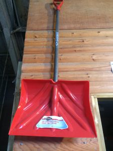 Garant All-purpose snow shovel